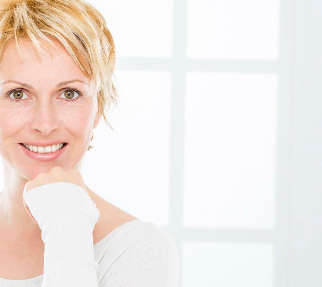La edad y la osteoporosis no son obstáculos