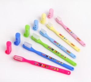 cepillos para niños