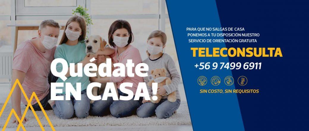 teleconsulta clinica everest