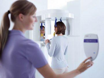 Radiografías Periapical en dientes
